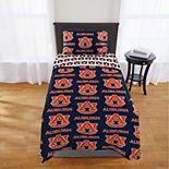 Auburn Tigers Twin Comforter Set
