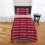 Indiana Hoosiers Twin Comforter Set