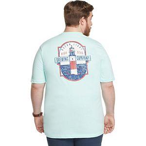 Big & Tall IZOD Sportswear Saltwater Graphic Tee