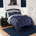 NCAA Penn State Nittany Lions Full Bedding Set by Northwest