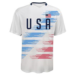 Men's Olympics Team Sublimated Jersey