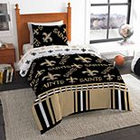 New Orleans Saints Twin Bedding Set by The Northwest