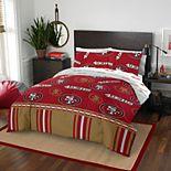 San Francisco 49ers NFL Full Bedding Set by Northwest