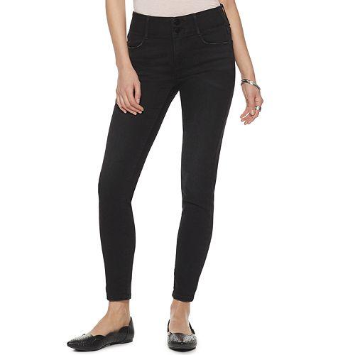 Petite Apt. 9® Tummy Control Skinny Jeans