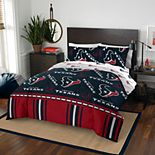 Houston Texans NFL Full Bedding Set by Northwest