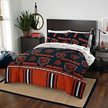 Chicago Bears Queen Bed Set by Northwest