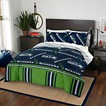 NFL Seattle Seahawks Queen Bedding Set by The Northwest