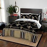 New Orleans Saints Queen Bed Set by Northwest