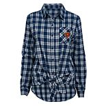 Women's Chicago Bears Action Plaid Shirt