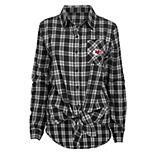 Women's Kansas City Chiefs Action Plaid Shirt