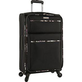 Nine West Premium Upgrade Softside 20-Inch Carry On Luggage
