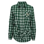 Women's Green Bay Packers Action Plaid Shirt
