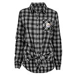 Women's Pittsburgh Steelers Action Plaid Shirt
