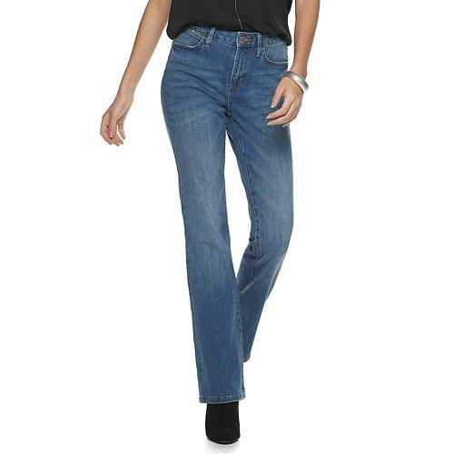 Women's Jennifer Lopez Flawless Sculpt Bootcut Jeans