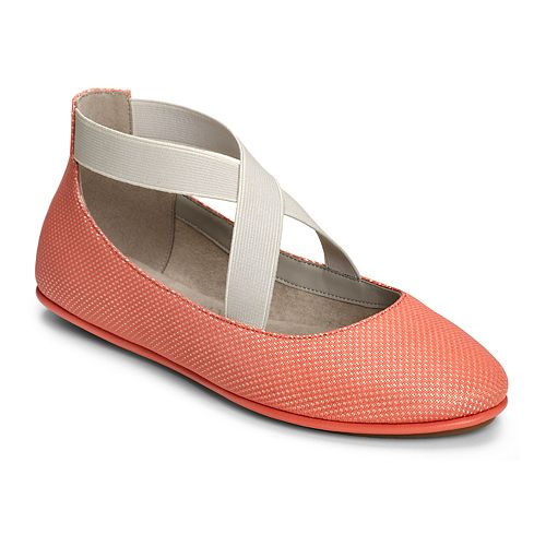 A2 by Aerosoles Saturday Women's Criss Cross Ballet Flats