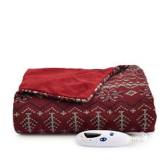 Red Blankets & Throws - Bedding, Bed & Bath | Kohl\'s