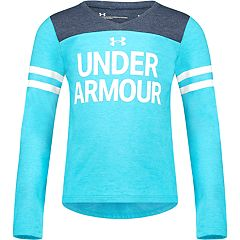 478afd8704 Girls Under Armour Graphic T-Shirts Kids Tops & Tees - Tops ...