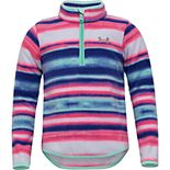 Girls 4-6x Under Armour UA Hue Saturation 1/4 Zip Pullover