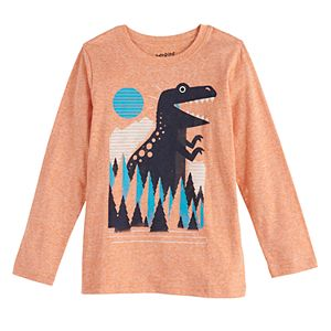 Boys 4-12 Jumping Beans® Long-Sleeve T-Rex Tee