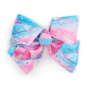 Girls JoJo Siwa Scented Cupcake Bow