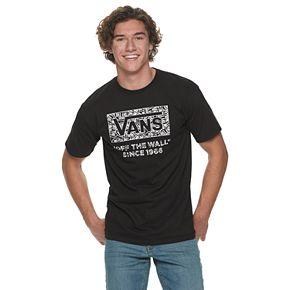 Men's Vans Off The Wall Logo Graphic Tee