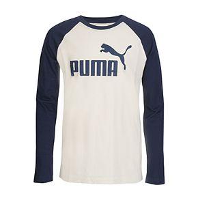 Boys 4-7 Puma No. 1 Logo Pack Long Sleeve tee