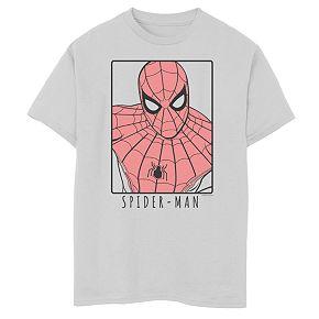 Boys 8-20 Marvel Comics Spider-Man Tee