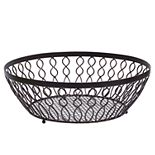 Scott Living Oasis Round Centerpiece Basket