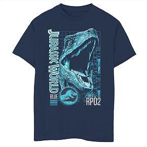 Boys 8-20 Jurassic World Tee