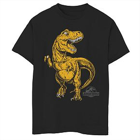 Boys' 8-20 Jurassic World Drawn Rex Graphic Tee