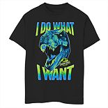 Boys' 8-20 Jurassic Park I Do What I Want Graphic Tee