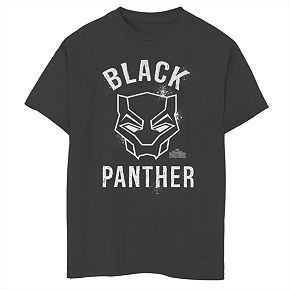 Boys' 8-20 Marvel Black Panther Bold Graphic Tee