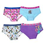 Disney / Pixar's Toy Story Girls 4-8 4-Pack Hipster Panties