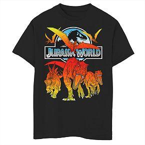 Boys' 8-20 Jurassic World Hot Shots Graphic Tee