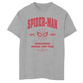 Boys' 8-20 Marvel Spider-Man Homecoming Graphic Tee