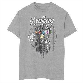 Boys' 8-20 Marvel Avengers Ancient Gauntlet Graphic Tee