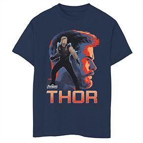 Boys' 8-20 Marvel Avengers Thor Asgardian Graphic Tee