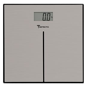 Detecto Stainless Steel Digital Scale