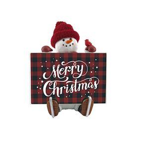 "St. Nicholas Square® ""Merry Christmas"" Holiday Frame"