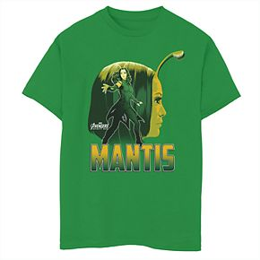 Boys' 8-20 Marvel Avengers Mantis Graphic Tee