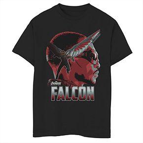 Boys' 8-20 Marvel Avengers Falcon Graphic Tee