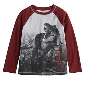 Boys 4-12 SONOMA Goods for Life? Dinosaur Long-Sleeve Tee