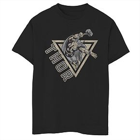 Boys' 8-20 Marvel Thor Power Graphic Tee