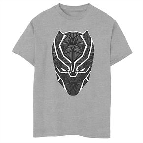 Boys' 8-20 Marvel Black Panther Tribal Tats Graphic Tee