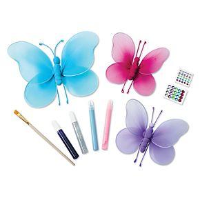 Creativity For Kids Beautiful Butterflies Art Activity