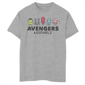 Boys' 8-20 Marvel Avengers HandCraft Graphic Tee