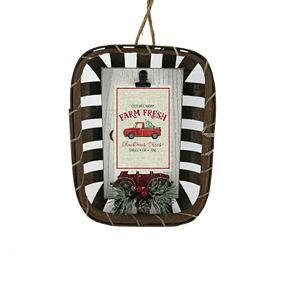 St. Nicholas Square® Rustic Photo Holder