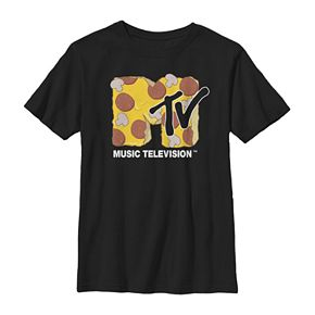 Boys' 8-20 MTV Pizza Time Graphic Tee