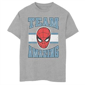 Boys' 8-20 Marvel Team Amazing Graphic Tee