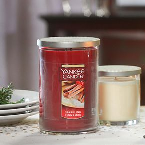 Yankee Candle Sparkling Cinnamon 22-oz. Large 2-Wick Tumbler Candle